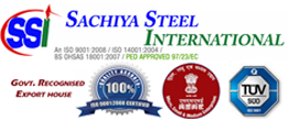 Sachiya Steel International Steel Tubes