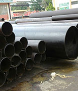 Alloy steel custom pipe